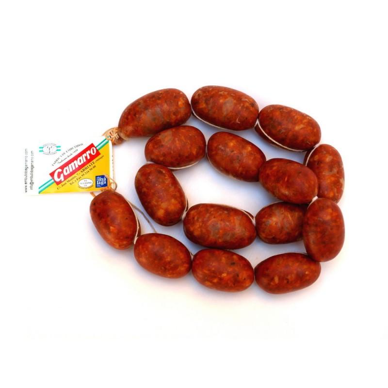 Chorizo pincho
