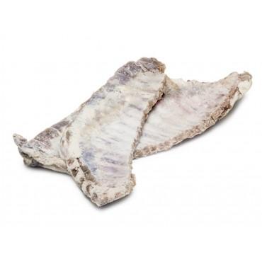 Costilla de cerdo salada